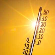 Teplota a vlhkost