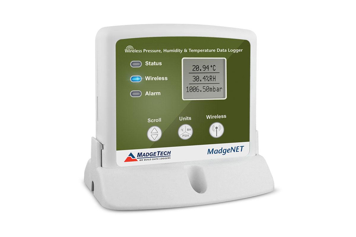 Datalogger MadgeTech RFPRHTemp2000A