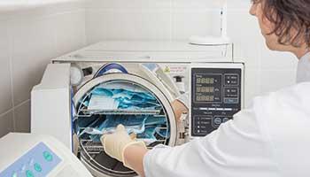 Sterilizace ethylenoxidem